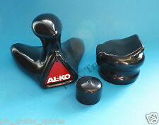 FREE P&P* GENUINE ALKO Extended Neck Towball Cover with Plug & Socket Covers