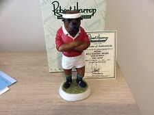 Robert Harrop DP258L BULL MASTIFF RUGBY THE LIONS LTD ED