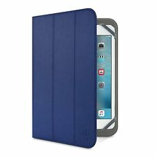 "Belkin Universal Tri-Fold Cover Case For Samsung Galaxy Tab S2 8.0 Tab A 8"" Blue"