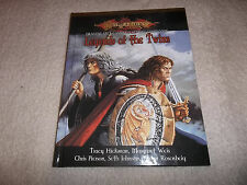 D&D D20 Dragonlance Legends of the Twins