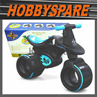 NEW EUROTRIKE TCV BLUE BALANCE BIKE RIDE ON INDOOR OUTDOOR 18 MONTHS+