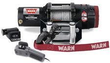 Warn ATV ProVantage 3500 Winch w/Mount 08-14 PolarisRanger Rzr S/4