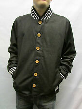 SUPREMEBEING CANVAS ZIP AND BUTTON BOMBER URBAN JACKET COAT TOP SIZE M RRP £70