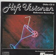 Hifi Visionen - Reference Recording - Oldie CD 12