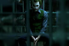 "18 Joker - Batman The Dark Knight Movie 21""x14"" Poster"