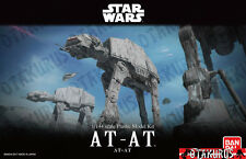 NEW - AT-AT Star Wars Scale 1/144 Plastic Model Kit Bandai Japan