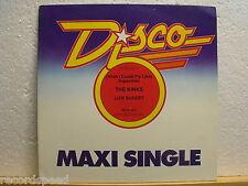 """★★ 12"""" Maxi - THE KINKS - Superman 5:56 min / Low Budget 4:47 min // ARISTA 1979"""