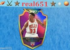 2014-15 Select Premier SCOTTIE PIPPEN |Purple Prizm |Die-Cut Parallel /99 |Bulls