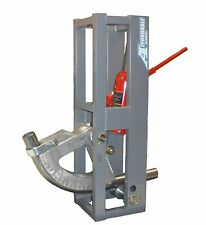 "1-3/4"" Tube Bender Pipe Bender by Affordable Bender Includes additional die set!"