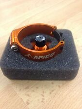 KTM  SX85   SX 85   2003 - 2017   APICO LAUNCH CONTROL HOLESHOT DEVICE ORANGE
