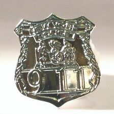 NEW YORK POLICE 911 PIN BADGE NEW