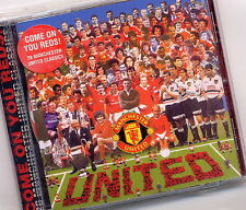 THE BEATLES  SGT  PARODY JACKET  manchester united  made in england