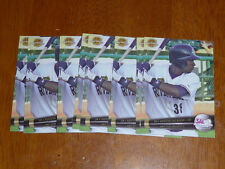 Lot (12) AUSTIN JACKSON 2007 South Atlantic League Top Prospect Cards Tigers RC