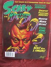 Scary Monsters # 57 Uncirculated The Beast With 5 Fingers