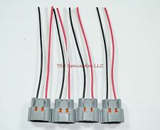 4 Ignition Coil Connectors for Nissan Skyline Harness Wiring SR20 RB20 RB25 RB26