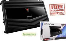 BRAND NEW KENWOOD KAC-7406 CAR AUDIO 800W WATT 4/3 CHANNEL POWER AMP AMPLIFIER