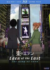 Eden of the East: The King of Eden (2011, Blu-ray NEUF) BLU-RAY/WS