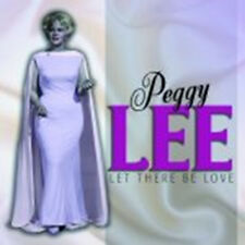 CD PEGGY LEE LET THERE BE LOVE THESE FOOLISH THINGS ETC
