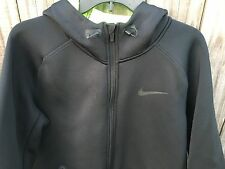 Men's Nike Therma Sphere Training Jacket Black Volt Size XL X-Large 688475-011
