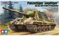 Tamiya 35295 1/35 German Destroyer JAGDTIGER w/Photo-etched Parts fromJapan Rare