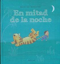 En La Mitad de La Noche (Albumes Ilustrados) (Spanish Edition)-ExLibrary