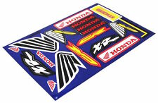 Honda Aufkleber Sticker Set Motorsport Racing Motocross CBR 600 900 1000 #33