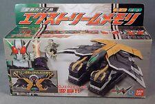 Kamen Rider W DX EXTREME MEMORY COMPLETE Bandai Japan Gaia Driver