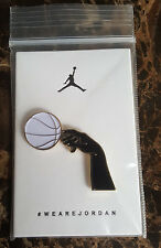 2016 Toronto All Star Game Jordan Store Opening Exclusive Last shot Pin OVO