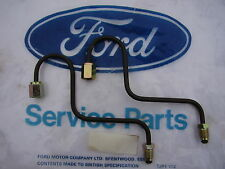 Mk2 Escort RS2000 Mexico Mk3 Capri 280 Brake Caliper Factory Green Brake Line