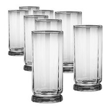 Heavy Durable 16 piece Glass & Tumbler Glassware Set Home Kitchen Drink