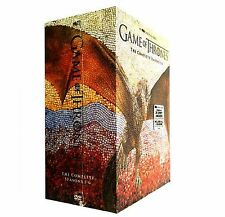 Game of Thrones: Seasons 1-6 (DVD, 2016) Brand New-Sealed