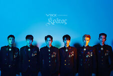 VIXX-[KRATOS] 3rd Mini Album CD+24p Photo Book+1p Card+Film+1p Gift Card Sealed