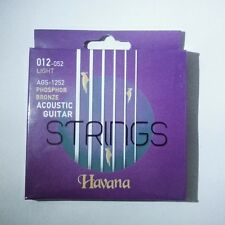 High Quality HAVANA AGS-1252 PHOSPHOR Bronze Acoustic Guitar Strings Set
