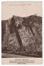 POSTCARD - Rock of Ages, Burrington Combe in Somerset