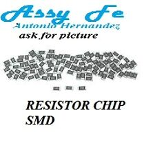 10 pcs x CR-10-4701-FT RESISTOR-CHIP-SMD 0402_4K7_0HM_1%  REEL