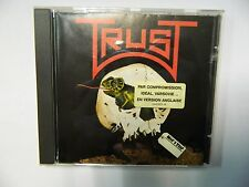 Trust  ‎– Man's Trap - CD Epic ‎1984 SONY MUSIC FRANCE – EPC 473571 2