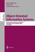 Object-Oriented Information Systems: 8th International Conference, OOIS 2002, Mo