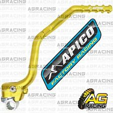 Apico Gold Kick Start Kick Starter Lever Pedal For Suzuki RMZ 250 2011-2016 New