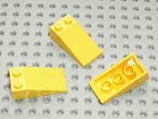 LEGO Star Wars Yellow Slope brick ref 30363 / set 7141 8813 5582 6187 7249 7259