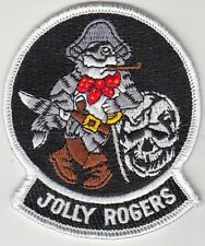 VF-103 JOLLY ROGERS SHOULDER PATCH