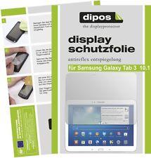 2x Samsung Galaxy Tab 3 10.1 película protectora mate protector de pantalla Lámina dipos