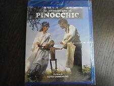 PINOCCHIO FILM IN BLU-RAY NUOVO DA NEGOZIO-SPEDIZIONE SOLO € 4,90 FINO A 20 FILM