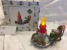 "Charming Tails ""SHARE THE STORY OF CHRISTMAS"" DEAN GRIFF  NIB"