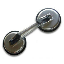 85 kg Capacity Double Jaws Glass Suction Cups with Aluminum Body