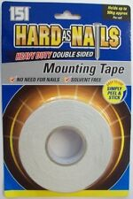 Hard As Nails Heavy Duty Double Sided Mounting Tape INDOOR/OUTDOOR-0909