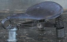 Vintage Persons Long Spring SADDLE Prewar Dayton Huffman Bicycle Tank Bike Seat