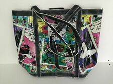 Disney Mickey & Minnie Mouse Comic Strips Purse Tote Bag NEW