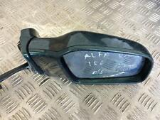 2003 1.9 DIESEL ALFA ROMEO 156 GREEN ELECTRIC DRIVERS RIGHT OSF DOOR WING MIRROR