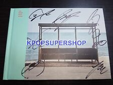BTS You Never Walk Alone Left Version Autographed Signed Promo CD Great