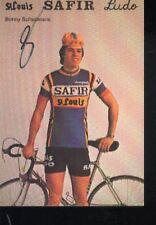 BENNY SCHEPMANS cyclisme signed wielrennen SAFIR LUDO